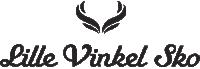 Lillevinkel Logo Sort