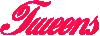 Tweens Farget Logo
